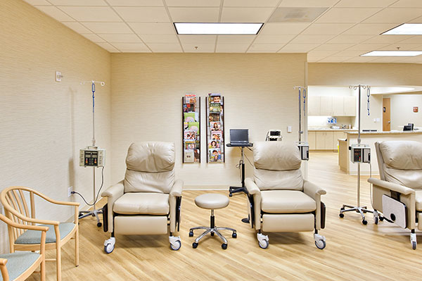 Piedmont West Infusion Room